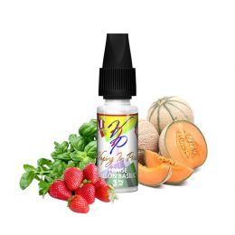 e liquide fraise melon basilic vape in paris 10 ml