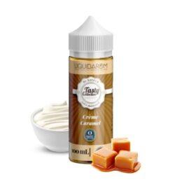 e-liquide crème caramel 100 ml Liquidarom
