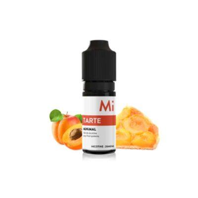 e-liquide minimal abricot the fuu 10 ml sel de nicotine