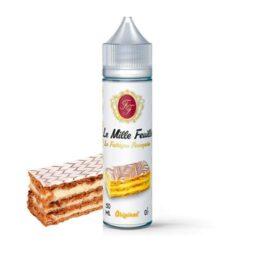 e-liquide le mille feuille 60 ml la fabrique française