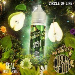 e-liquide circle of life à la poire juteuse