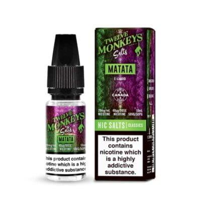 e-liquide Matata au sel de nicotine