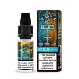 e-liquide Tropika au sel de nicotine
