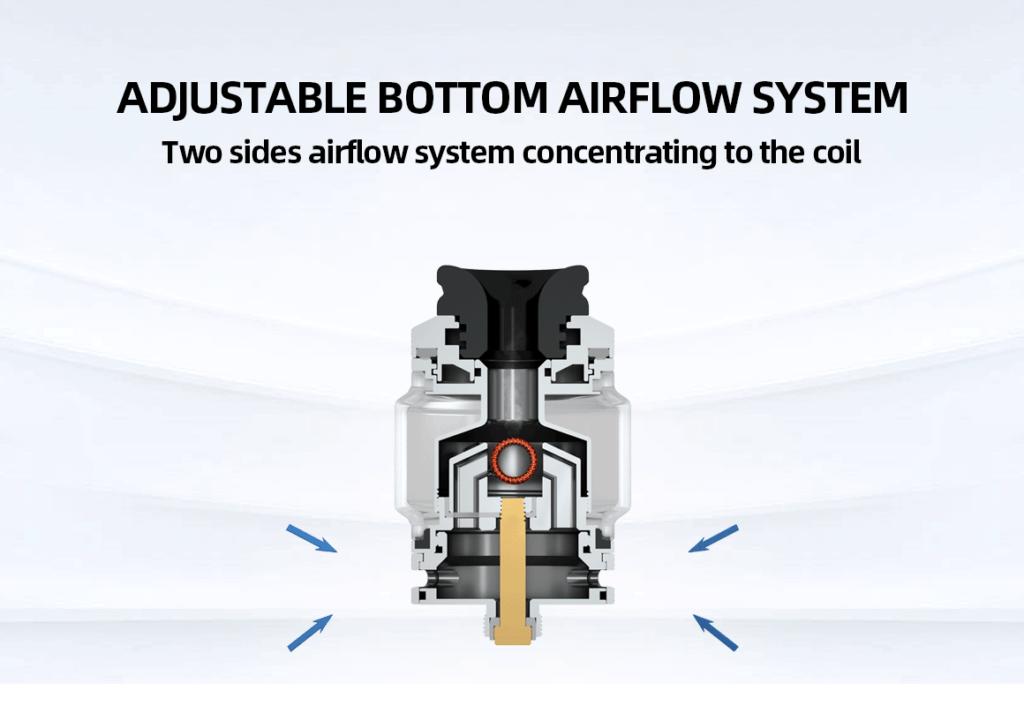système airflow destiny