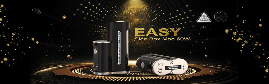 Nouvelle easy side box mods