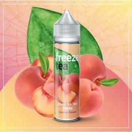 e-liquide black Ice tea pêche
