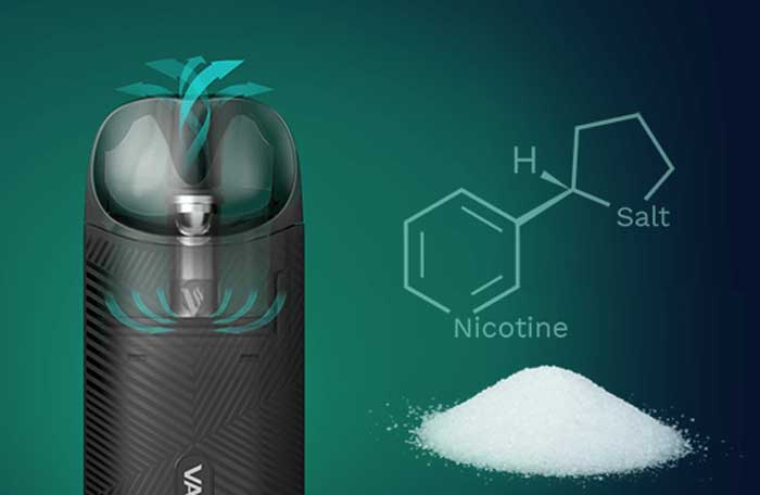 kit osmall adapté au sel de nicotine