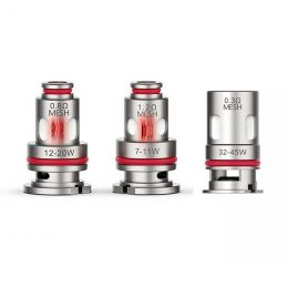 résistances GTX One vaporesso