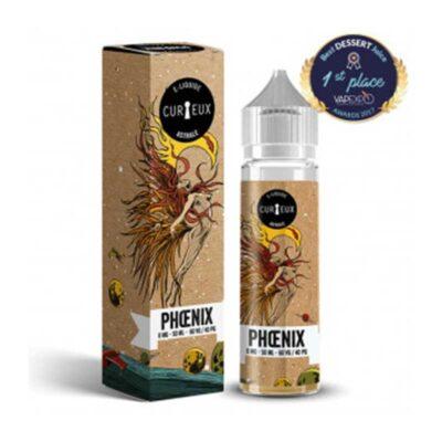 e-liquide Phoenix 50 ml