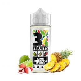 e-liquide-3fruits-lime-pineapple-lychee-citron-vert-ananas-litchi-100ml