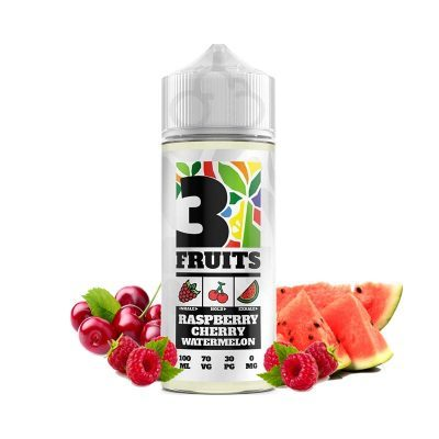 e-liquide-3fruits-raspberry-cherry-watermelon-framboise-cerise-pasteque-100ml