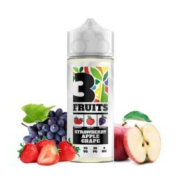 e-liquide-3fruits-strawberry-apple-grapes-fraise-pomme-raisin-100ml